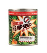 Растительные Насадки Dynamite Baits Particles Frenzied Hempseed Spicy Chilli 700 Г