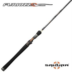 Спиннинг Sakura Furiozza Frs 7'2'' X 2 Ulst Mg Limited Scion Plein - фото 6493