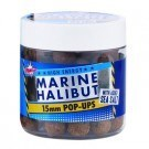 БОЙЛЫ DYNAMITE BAITS ПЛАВАЮЩИЕ FOODBAIT POP-UPS MARINE HALIBUT 20 мм