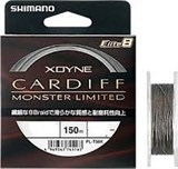 Шнур Shimano X-Dyne Cardif Monster Ltd Elite8 150М, #1.0 (0.165Мм), Тест 7.2Кг