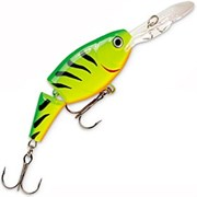Воблер Rapala Jointed Shad Rap Jsr05 Цв. Ft