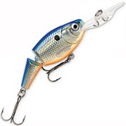 Воблер Rapala Jointed Shad Rap Jsr07 Цв. Bsd