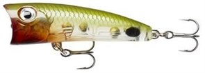 Воблер Rapala Ultra Light Pop Ulp04 Цв. Gdau