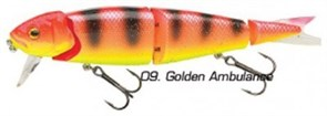 Воблер Savage Gear 4Play Herring Liplure 19См, 52Г, Цв. #09 Golden Amb