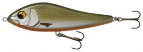 Воблер Savage Gear Deviator Belly Up Jerkbait 10См, 22Г, Цв. #08 Dirty Roach