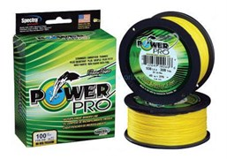 Шнур Power Pro 92М, 0.10Мм, Цв. Hi-Vis Yellow