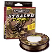 Шнур Spiderwire Stealth 110М, 0.35Мм, Цв. Camo