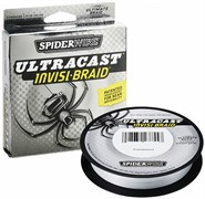 Шнур Spiderwire Ultra Cast Invisi-Braid 100М, 0.35Мм
