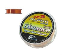 Леска Alpha Tackle Distance Nt80 150М 0,30Мм