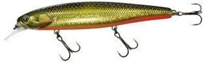 Воблер Jackall Smash Minnow 110Sp Цв. Hl Gold & Black