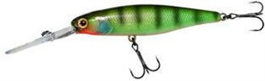 Воблер Jackall Squirrel 61Sp Silent Цв. Hl Blue Gill
