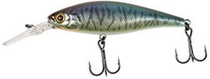 Воблер Jackall Squad Shad 65 Цв. Hl Bronze Blue Pike