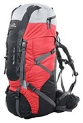 РЮКЗАК FJORD NANSEN BALTORO 75+10 red/black