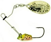 БЛЕСНА MOLIX RIVER SPINNER 4г №111 Rainbow Trout