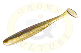Виброхвост Grows Culture Diamond Easy Shiner 4`` (Уп. 7 Шт.), Цв. #440