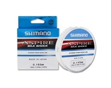 Леска Shimano Aspire Silk Shock 50М, 0.10Мм