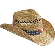 Шляпа Соломенная Cabela'S Men'S Americana Straw Hat