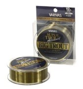 Леска Монофильная Varivas Super Trout Advance Big Trout 150М, Тест 14Lb, Цв. Status Gold