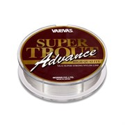 Леска Монофильная Varivas Super Trout Advance High Quality 150М, Тест 12Lb, Цв. Misty Brown