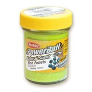 Форелевая Паста Berkley Powerbait Troutbait Fish Pellet, Цв. Chartreuse (Пеллетс)