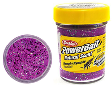 Форелевая Паста Berkley Powerbait Troutbait Nymph, Цв. Glitter (Нимфа)