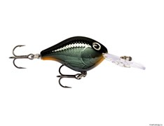 ВОБЛЕР RAPALA ULTRA LIGHT CRANK ULC03 цв. CBN