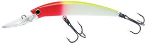 Воблер Yo-Zuri Crystal Minnow Deep Diver Walleye (F) R1206 110Мм, 16Г, Цв. Cr