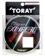 Леска Монофильная Toray Bawo Exthread Fluoro Carbon 100% 150М, 4.5Lb, Цв. Clear