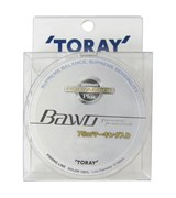 Леска Монофильная Toray Bawo Superhard Polyamide Plus 150М, 4Lb, Цв. Olive Green