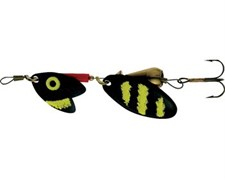 Блесна Mepps Trout Tandem Black/Yellow-Black #0