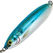 Блесна Rapala Minnow Spoon #6 Цв. Bsd