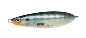 Блесна Rapala Rattlin Minnow Spoon #8 Цв. Bg