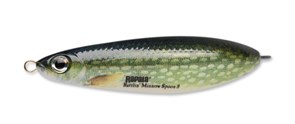 Блесна Rapala Rattlin Minnow Spoon #8 Цв. Pk